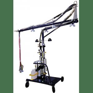 Chopper/Wetout Equipment