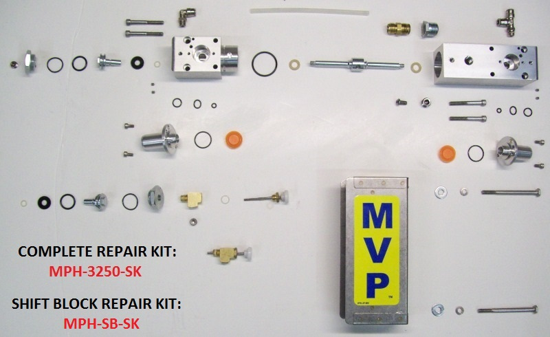 VPH-3250 SHIFT BLOCK ASSEMBLY
