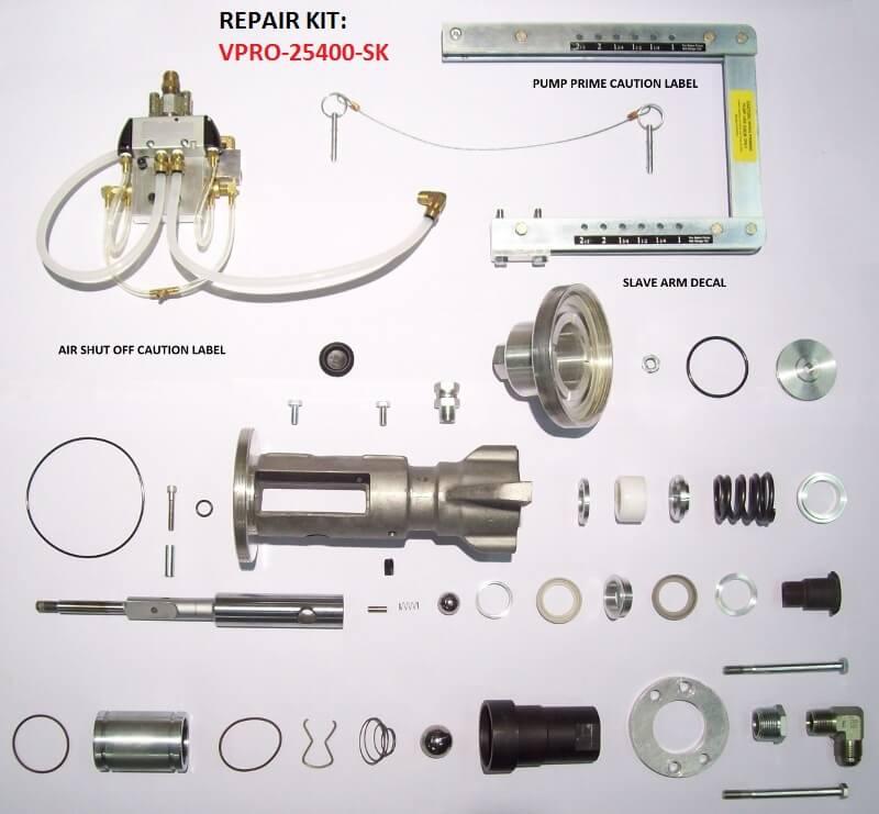VPRO-25400 (Standard Volume RTM)
