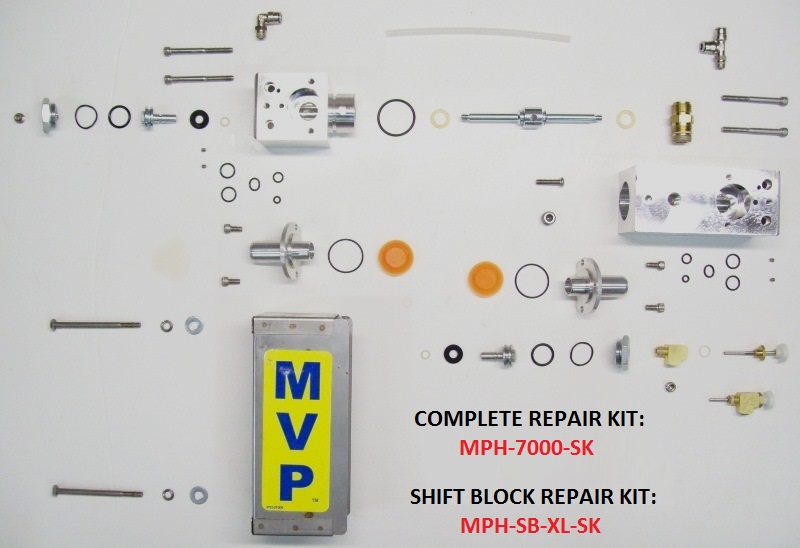 VPH-7000 SHIFT BLOCK ASSEMBLY