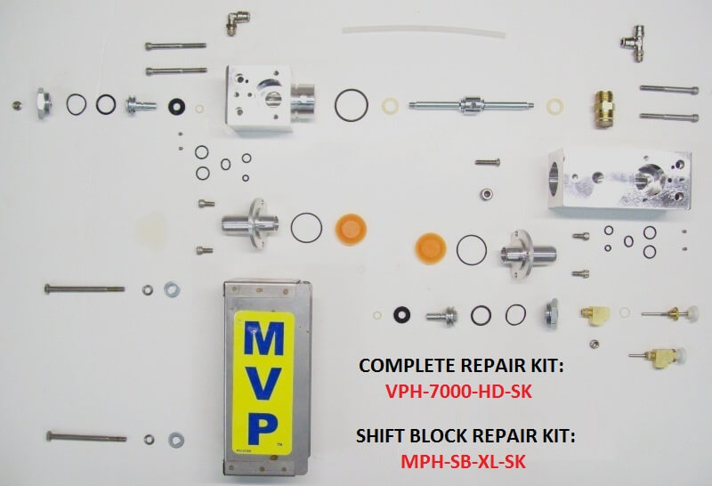 VPH-7000-HD SHIFT BLOCK ASSEMBLY