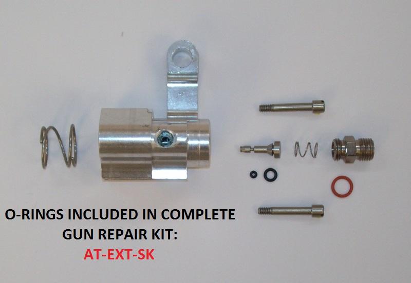 ATC-4000 / ATC-6000 BACK ASSEMBLY