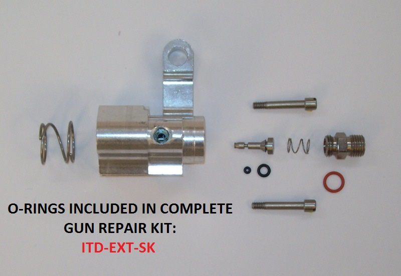 ITD-4000 / ITD-6000 BACK ASSEMBLY