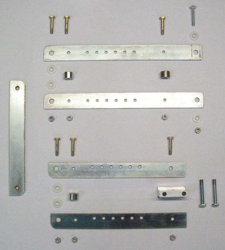 VPRO-1000 SLAVE ARM ASSEMBLY