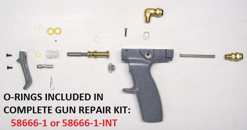 58603-1 PRO GUN CHOPPER HANDLE