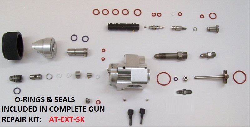 ATG-3500-INT / ATG-6500-INT HEAD ASSEMBLY