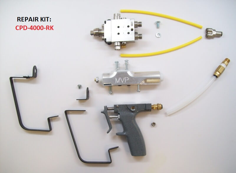 CPD-4000 STANDARD GUN