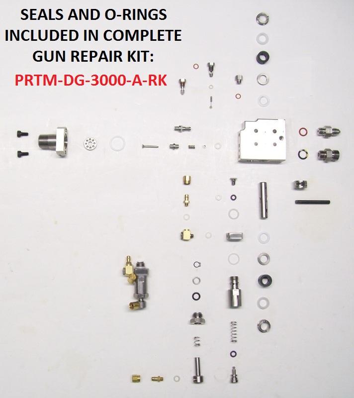 5104-00-01-A-INT DISPENSE GUN HEAD ASSEMBLY