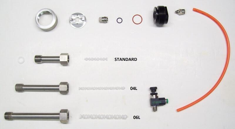 VPA-1000 & VPA-1000-04L / 06L AIR ASSIST ASSEMBLY