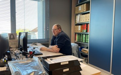 An interview with our colleague Brian Holleman